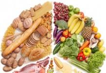 veselīga uztura nozīme