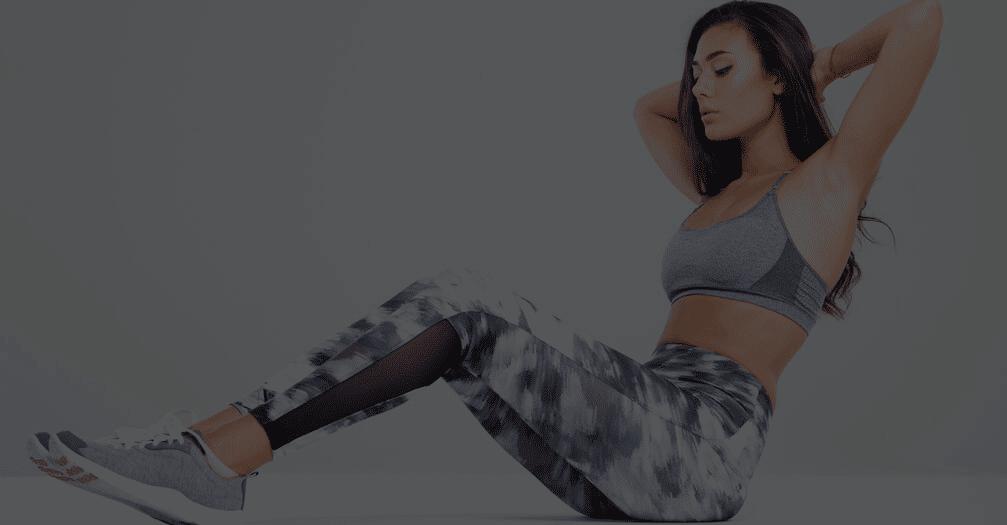 treniņi un uzturs sievietēm