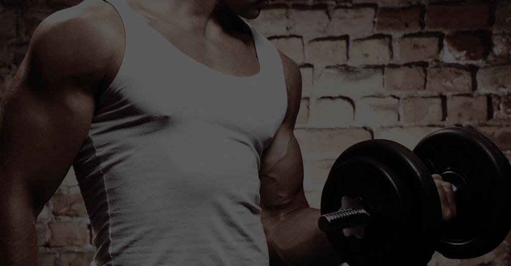treniņi un uzturs vīriešiem