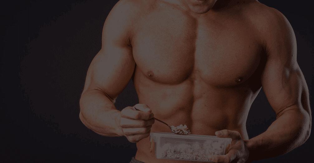 ēdienkarte muskuļu masas iegūšanai